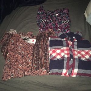 Other - Lot of 3 rompers